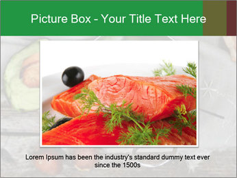 Fish Fillet PowerPoint Template - Slide 16