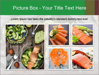 Fish Fillet PowerPoint Template - Slide 19