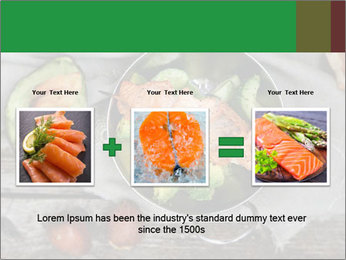 Fish Fillet PowerPoint Template - Slide 22