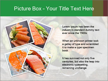 Fish Fillet PowerPoint Template - Slide 23