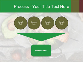 Fish Fillet PowerPoint Template - Slide 93