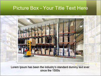 Factory Stock PowerPoint Template - Slide 15