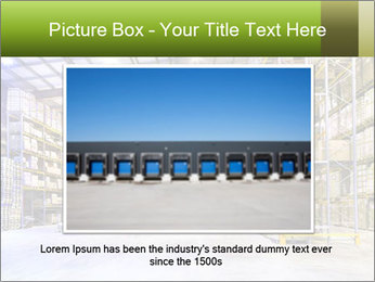 Factory Stock PowerPoint Template - Slide 16