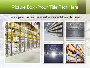 Factory Stock PowerPoint Template - Slide 19