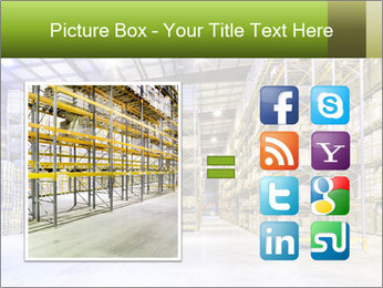 Factory Stock PowerPoint Template - Slide 21