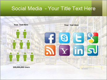 Factory Stock PowerPoint Template - Slide 5