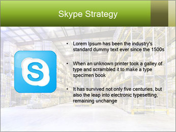 Factory Stock PowerPoint Template - Slide 8