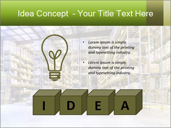 Factory Stock PowerPoint Template - Slide 80