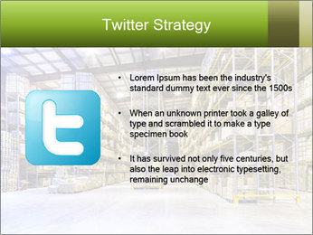 Factory Stock PowerPoint Template - Slide 9