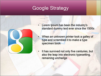 Students Make Notes PowerPoint Template - Slide 10