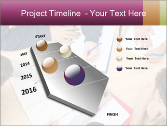 Students Make Notes PowerPoint Template - Slide 26