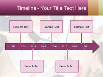Students Make Notes PowerPoint Template - Slide 28