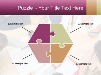 Students Make Notes PowerPoint Template - Slide 40