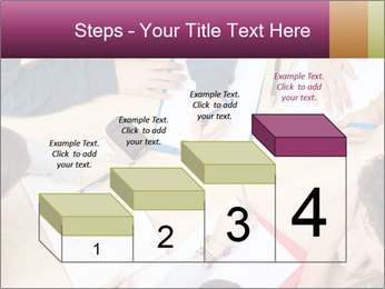 Students Make Notes PowerPoint Template - Slide 64