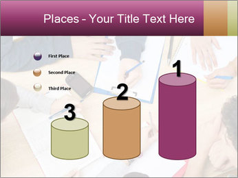 Students Make Notes PowerPoint Template - Slide 65