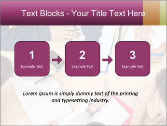 Students Make Notes PowerPoint Template - Slide 71