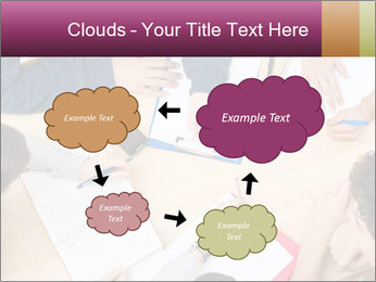 Students Make Notes PowerPoint Template - Slide 72