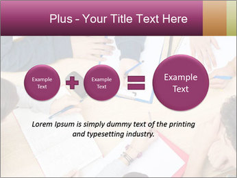 Students Make Notes PowerPoint Template - Slide 75