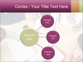 Students Make Notes PowerPoint Template - Slide 79