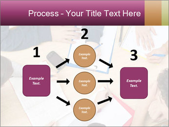 Students Make Notes PowerPoint Template - Slide 92