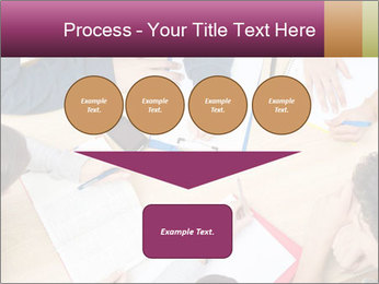 Students Make Notes PowerPoint Template - Slide 93