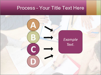 Students Make Notes PowerPoint Template - Slide 94