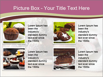 Plate With Truffles PowerPoint Template - Slide 14