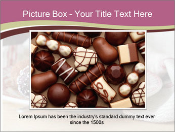 Plate With Truffles PowerPoint Template - Slide 15