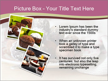 Plate With Truffles PowerPoint Template - Slide 17