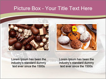 Plate With Truffles PowerPoint Template - Slide 18