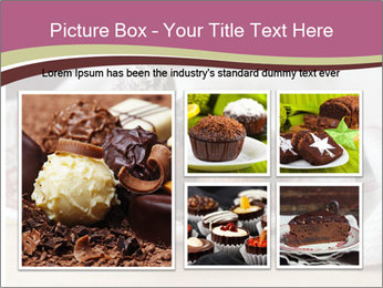 Plate With Truffles PowerPoint Template - Slide 19