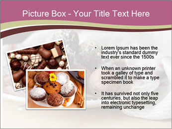 Plate With Truffles PowerPoint Template - Slide 20