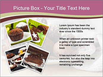 Plate With Truffles PowerPoint Template - Slide 23