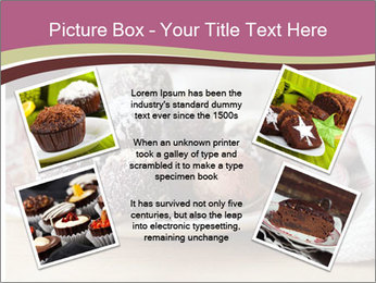 Plate With Truffles PowerPoint Template - Slide 24