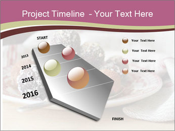 Plate With Truffles PowerPoint Template - Slide 26