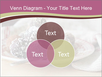 Plate With Truffles PowerPoint Template - Slide 33