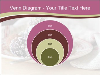 Plate With Truffles PowerPoint Template - Slide 34