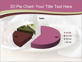 Plate With Truffles PowerPoint Template - Slide 35
