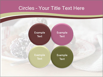 Plate With Truffles PowerPoint Template - Slide 38