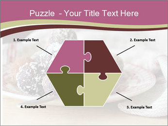 Plate With Truffles PowerPoint Template - Slide 40