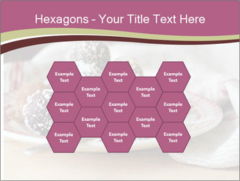Plate With Truffles PowerPoint Template - Slide 44