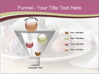 Plate With Truffles PowerPoint Template - Slide 63