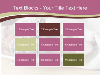 Plate With Truffles PowerPoint Template - Slide 68