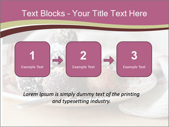 Plate With Truffles PowerPoint Template - Slide 71