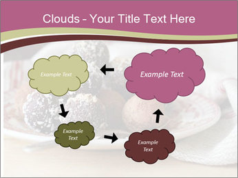 Plate With Truffles PowerPoint Template - Slide 72