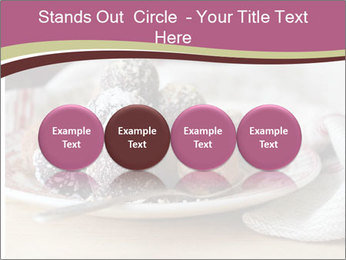 Plate With Truffles PowerPoint Template - Slide 76