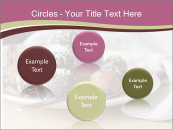Plate With Truffles PowerPoint Template - Slide 77