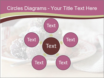 Plate With Truffles PowerPoint Template - Slide 78