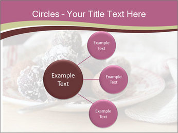 Plate With Truffles PowerPoint Template - Slide 79
