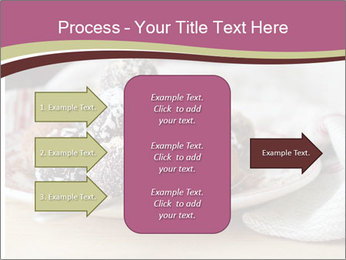 Plate With Truffles PowerPoint Template - Slide 85